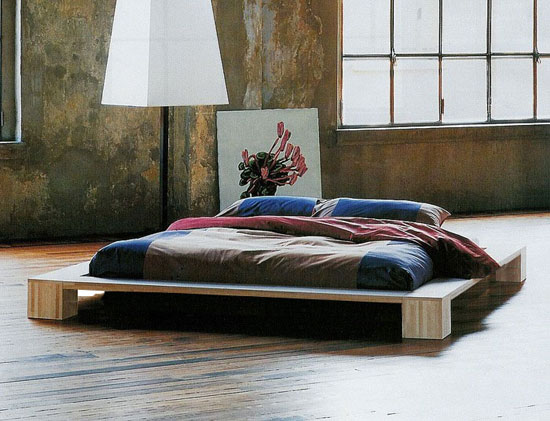 Japanese Futon Bed Car Interior Design